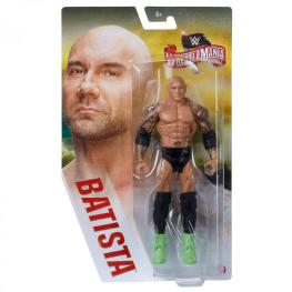 wwe basics wrestlemania 36 batista - package front