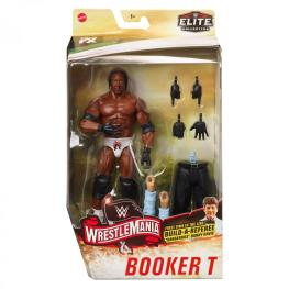 wwe elite wrestlemania 36 booker t -package front
