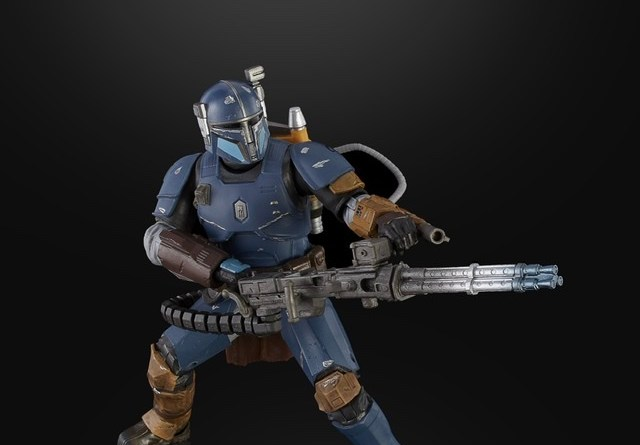 Heavy infantry the mandalorian
