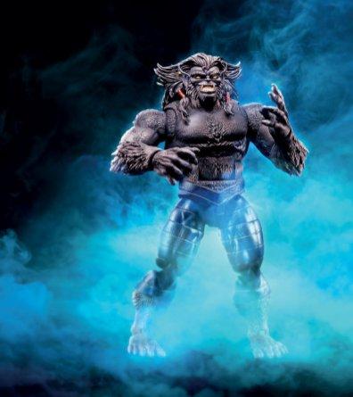 MARVEL X-MEN LEGENDS SERIES 6-INCH DARK BEAST Figure - oop