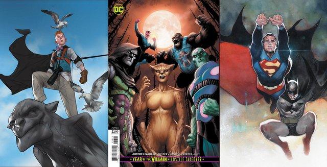 dc comics 11-20-19