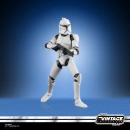 STAR WARS THE VINTAGE COLLECTION 3.75-INCH CLONE COMMANDER (3)