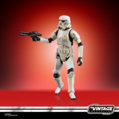 STAR WARS THE VINTAGE COLLECTION 3.75-INCH STORM TROOPER Figure (2)