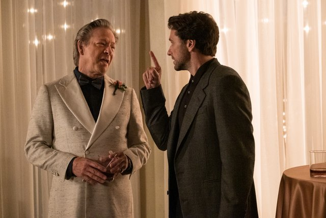 a beautiful day in the neighborhood review - chris cooper and matthew rhys