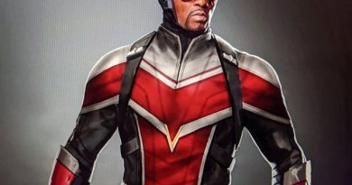 Check out the concept art for The Falcon and The Winter Soldier, Hawkeye and What If from Disney+