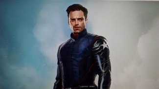 falcon and the winter soldier -winter soldier concept art