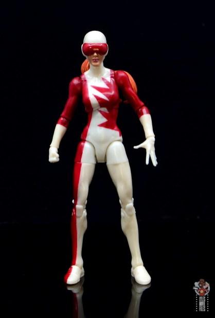 marvel legends alpha flight figure set review - vindicator figure - front
