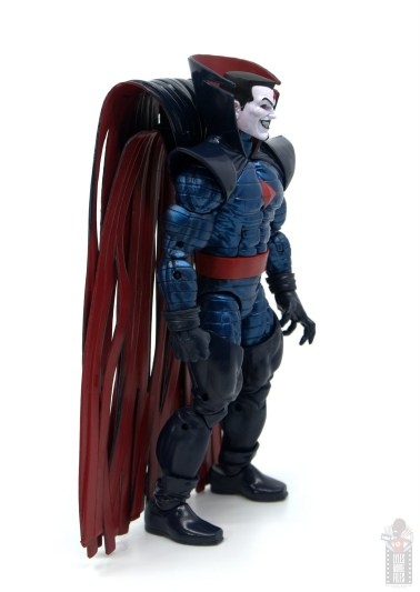marvel legends mister sinister figure review - right side