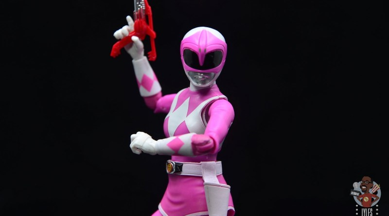 power rangers lightning collection pink ranger figure review - main pic