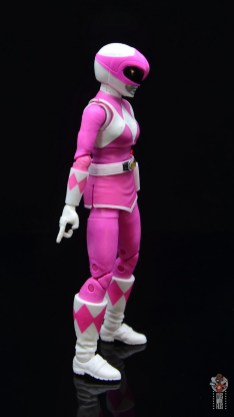 power rangers lightning collection pink ranger figure review -right side
