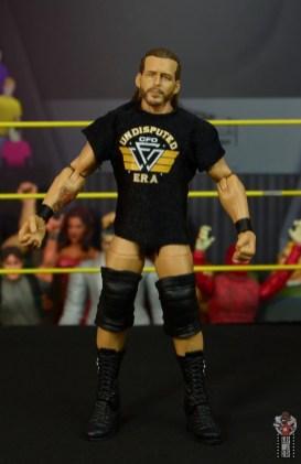 wwe elite undisputed era figure set review - adam cole - shirt on