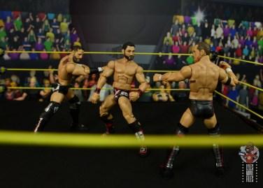 wwe elite undisputed era figure set review - axe and smash