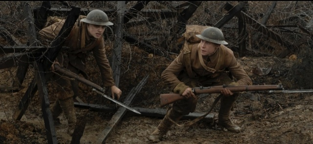 1917 review - Blake and Schofield