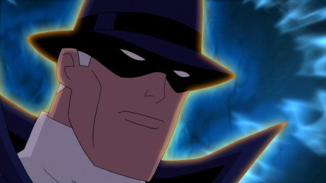 Phantom Stranger short - phantom stranger