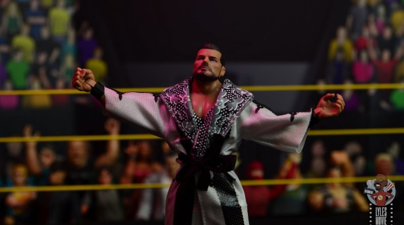 WWE Entrance Greats Bobby Roode figure review - main pic