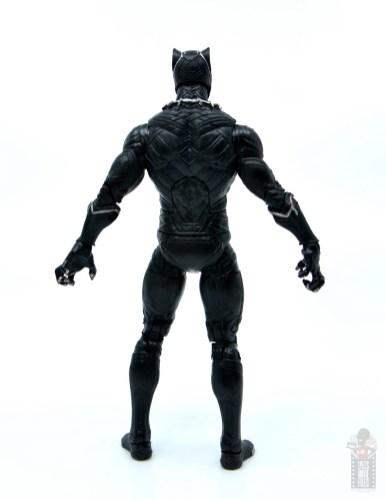 marvel legends black panther civil war 2019 figure review - rear