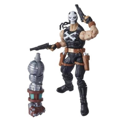 marvel legends black widow wave - crossbones
