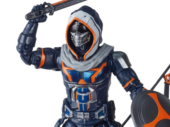 marvel legends black widow wave - taskmaster