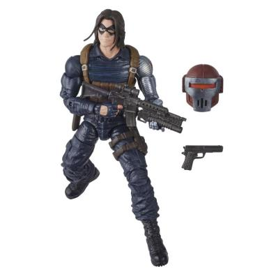 marvel legends black widow wave - the winter soldier