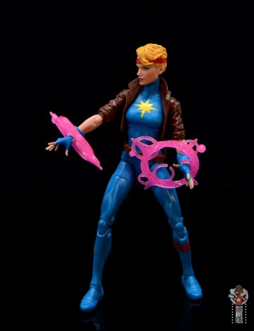 marvel legends dazzler figure review - ready for a show