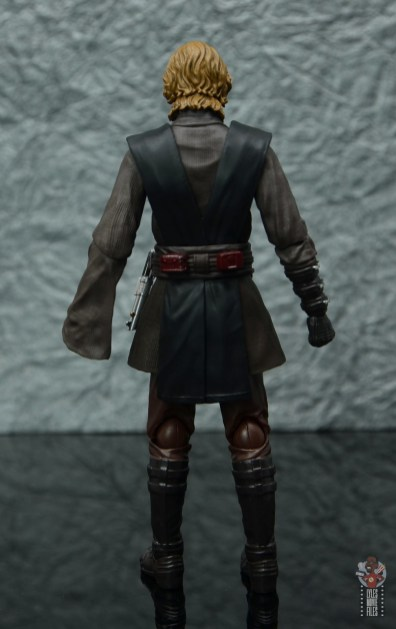 sh figuarts anakin skywalker revenge of the sith figure review - rear