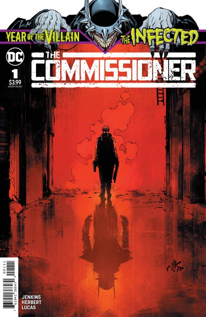 the infected commissioner #1