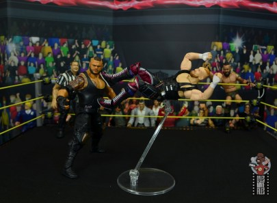 wwe alexander wolfe figure review -dropkick to akam
