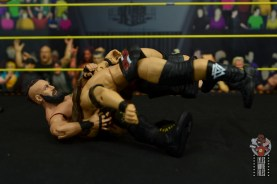 wwe elite 65 eric young figure review - ddt to adam cole