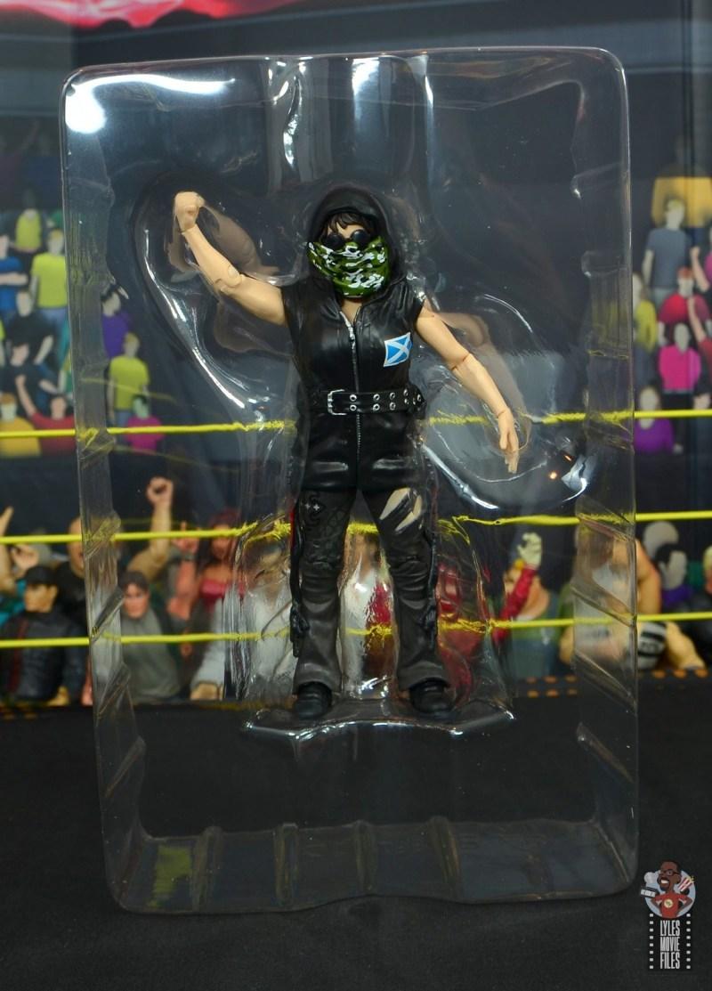 wwe elite nikki cross figure review - in package