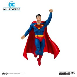 McFarlane toys dc multiverse - Superman Flying