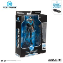 McFarlane toys dc multiverse - Nightwing package
