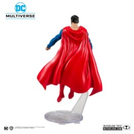 McFarlane toys dc multiverse - Superman rear
