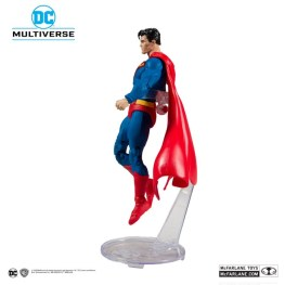 McFarlane toys dc multiverse - Superman left side
