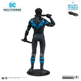 McFarlane toys dc multiverse - Nightwing rear