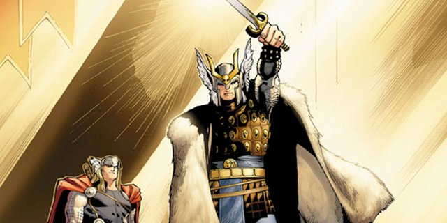balder the brave marvel comics