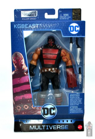 dc multiverse kgbeast figure review - package front