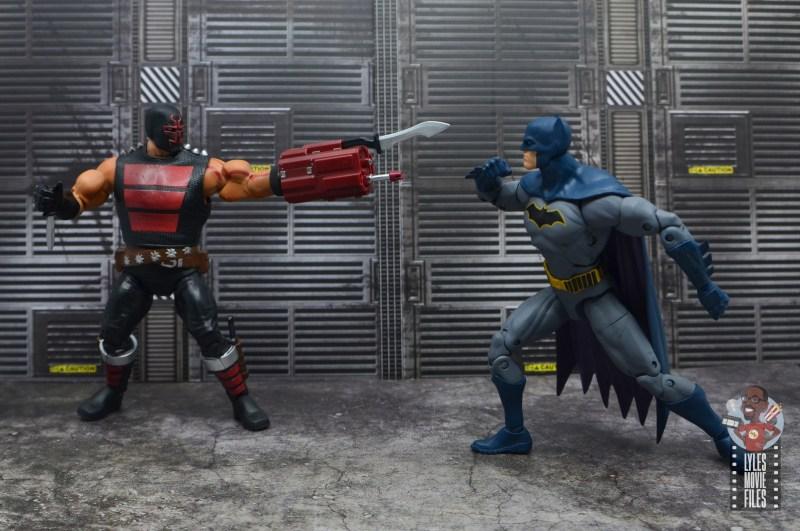 dc multiverse kgbeast figure review - taking aim at batman