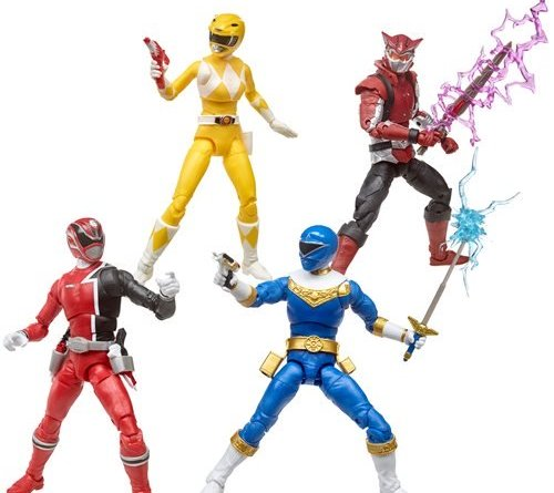 lightning collection wave 4
