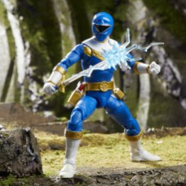 lightning collection zeo blue ranger - action stance