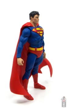 mcfarlane toys dc multiverse superman figure review - right side