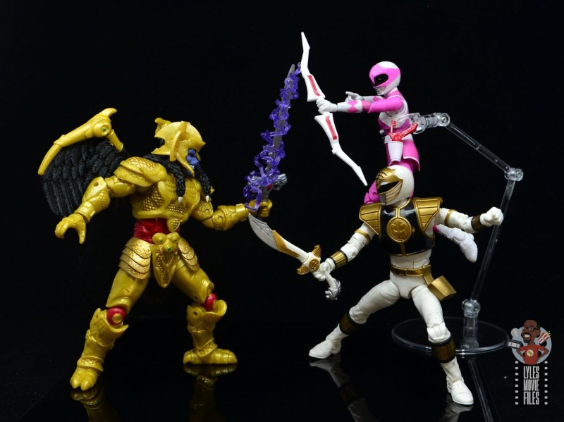 power rangers lightning collection goldar figure review - fighting the power rangers