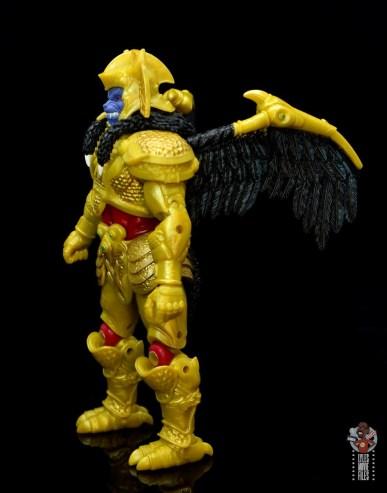 power rangers lightning collection goldar figure review - left side