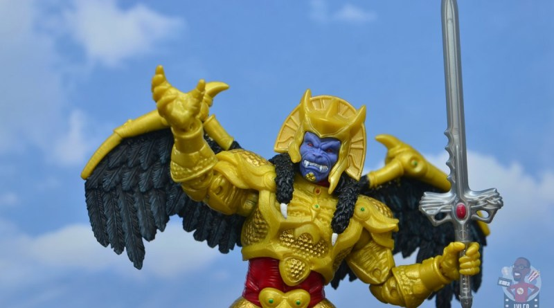 power rangers lightning collection goldar figure review -main pic