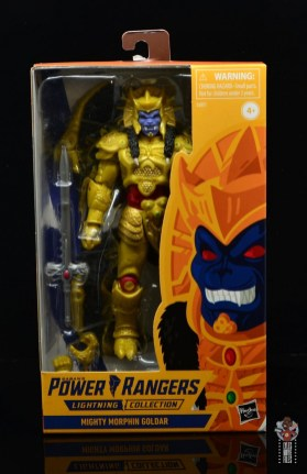 power rangers lightning collection goldar figure review - package front