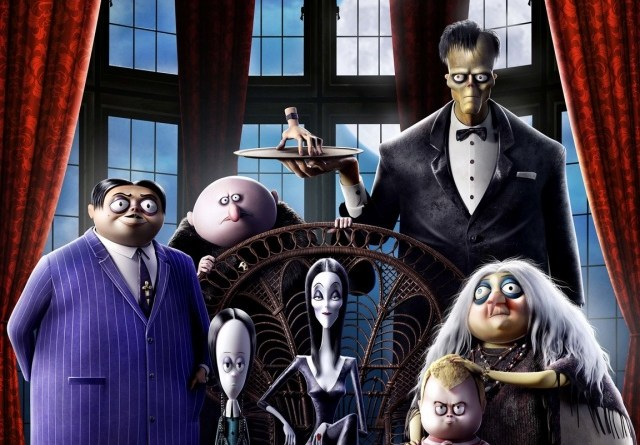 the addams family review - the addams family