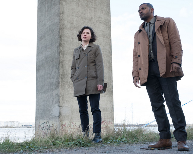 the corrupted review - charlie murphy and noel clarke