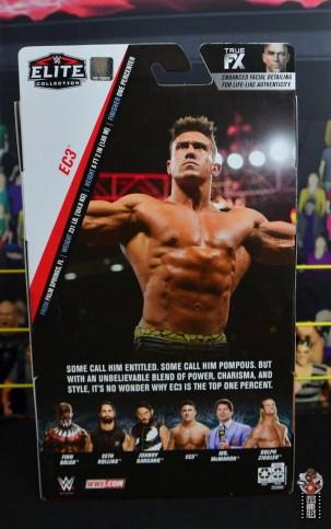 wwe elite 70 ec3 figure review -package rear