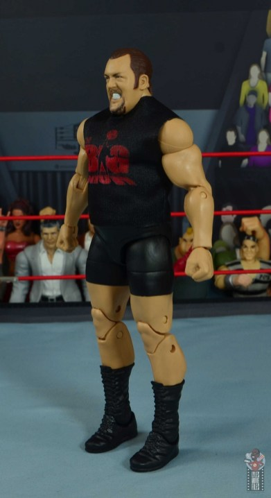 wwe elite 71 the big show figure review - left side
