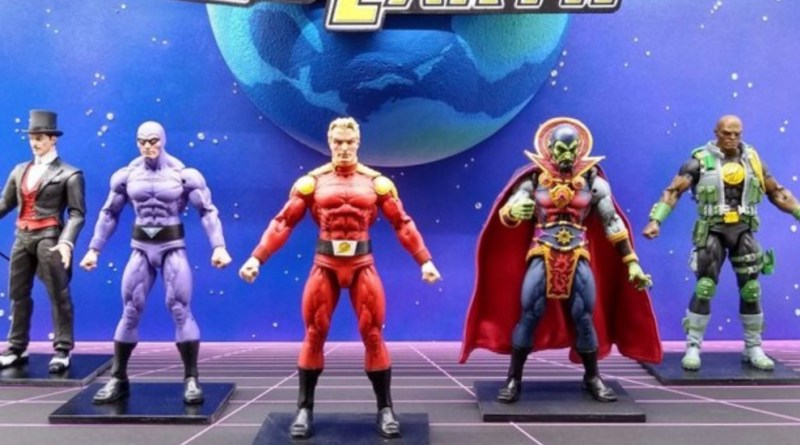 NECA Toys Defenders of the Earth figures