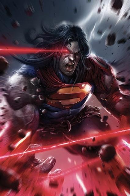 Death Metal: Superman